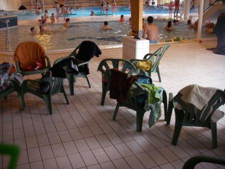 Zwembadstoelen