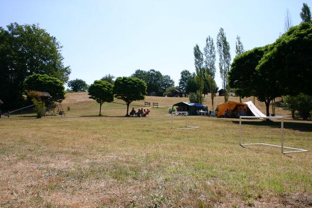 tussen camping frankrijk