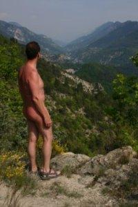 Naturist in de Provence
