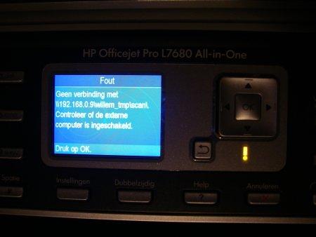 L7680 error
