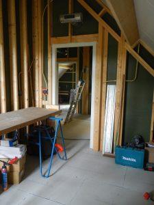 Timmerwerk verdieping